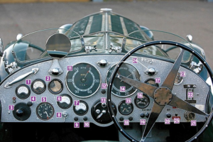 the original performance dashboard